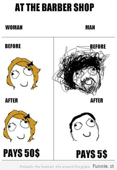 Women seeking man meme