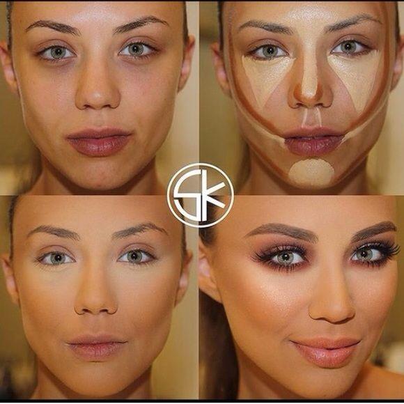 mac contour kit. mac cream contour kit \u2022brand new \u2022for all skin tones mac