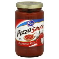Calories in Kroger - Pizza Sauce, Pizza Parlor Style | Nutrition and Health Facts