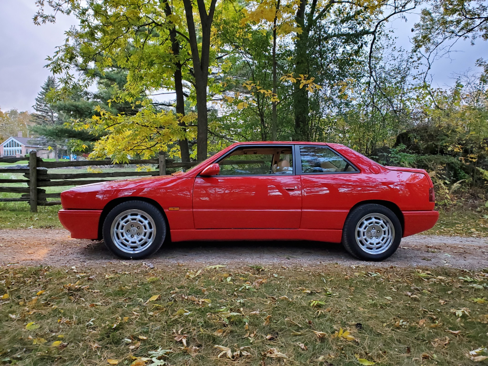 1994 Maserati Ghibli 2.8   Maserati ghibli, Maserati, Ghibli