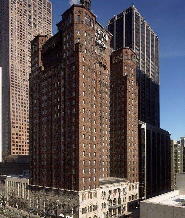 The Allerton Hotel 701 N Michigan Ave Chicago Illinois 60611