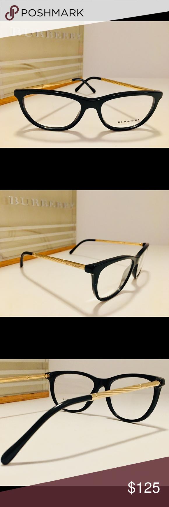 2f3f7e541720 Burberry Eyeglasses B2189 3001 Black