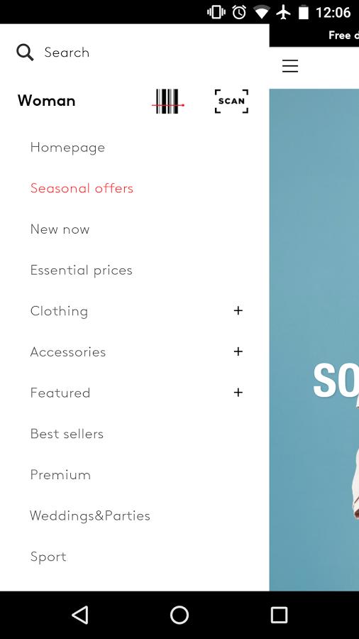 MANGO – snimka zaslona | haljine | Mobile app, App, Android apps