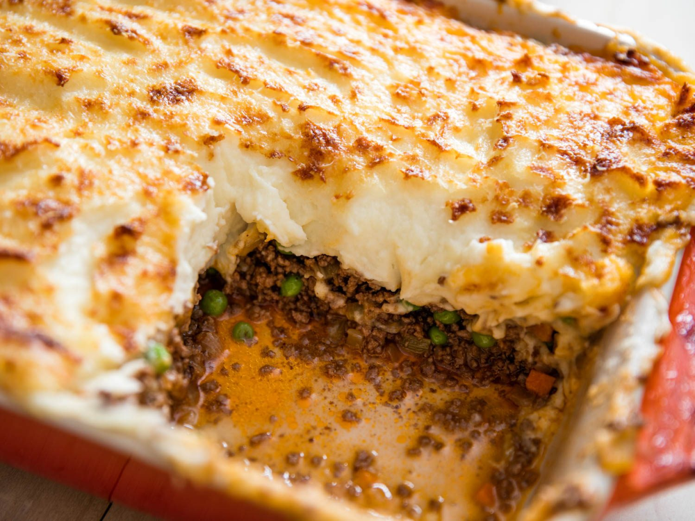 Classic, Savory Shepherd's Pie (With Beef and/or Lamb ...