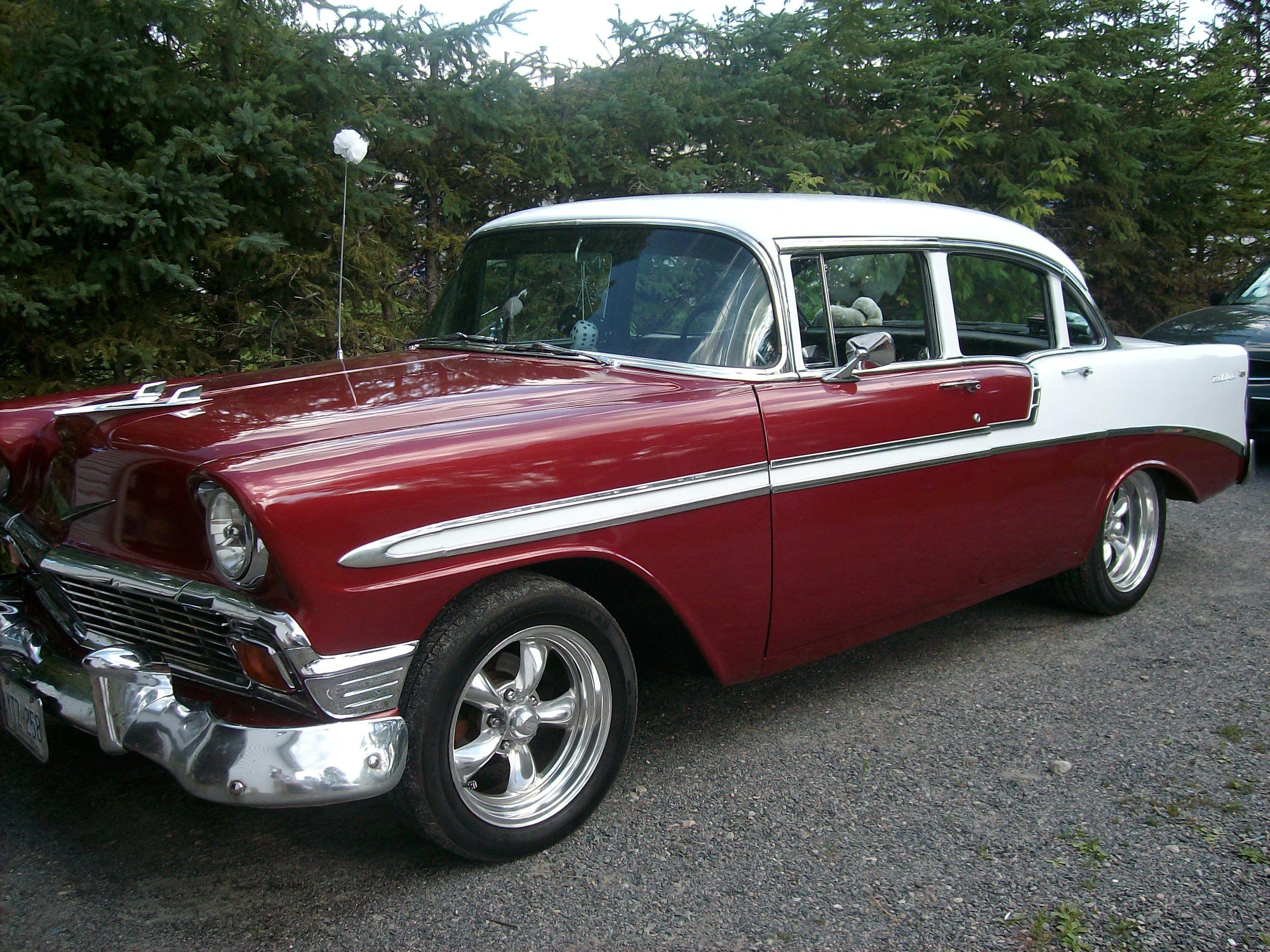 1956 chevrolet bel air 4 door sedan 56 chevy 39 s for 1956 chevrolet belair 4 door
