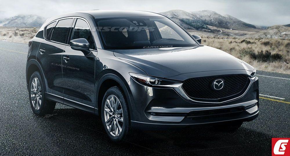 Future Cars New 2018 Mazda Cx 5 Will Come With A Sharper Kodo