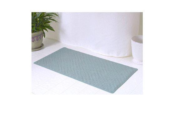 Textured Rubber Bath Tub Or Floor Mat Sage Bathtub Mat Tub Mat