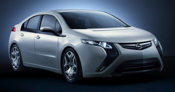Opel Ampera Popular In Ye Old Continent Likely To Meet Sales