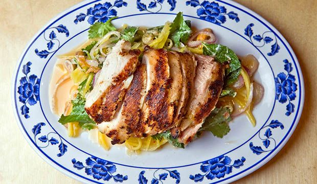 Make thai food at home 3 easy recipes from chef leah cohen make thai food at home 3 easy recipes from chef leah cohen forumfinder Gallery