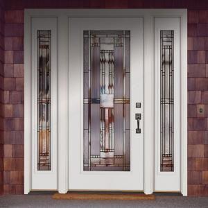 Mobile Glass Front Door Front Door Makeover Exterior Double French Doors