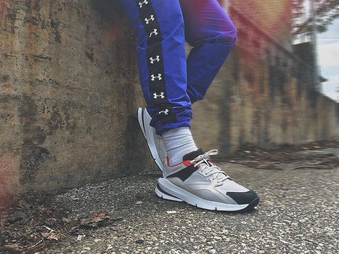 The Under Armour Forge 96 looks to be a