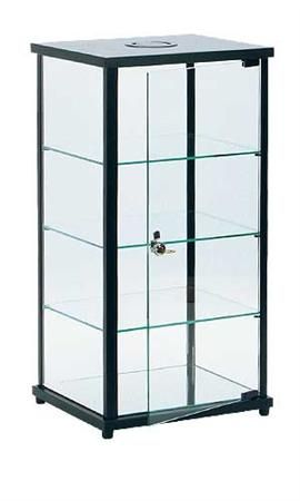 Display Case For Handhelds Or Specialty Items Countertop