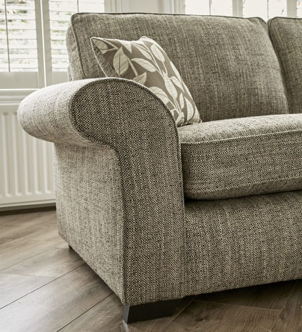 Ashford Fabric Sofa Range Sofology Beautiful Sofas