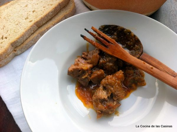 La Cocina de las Casinas: Carne Gobernada by Jose