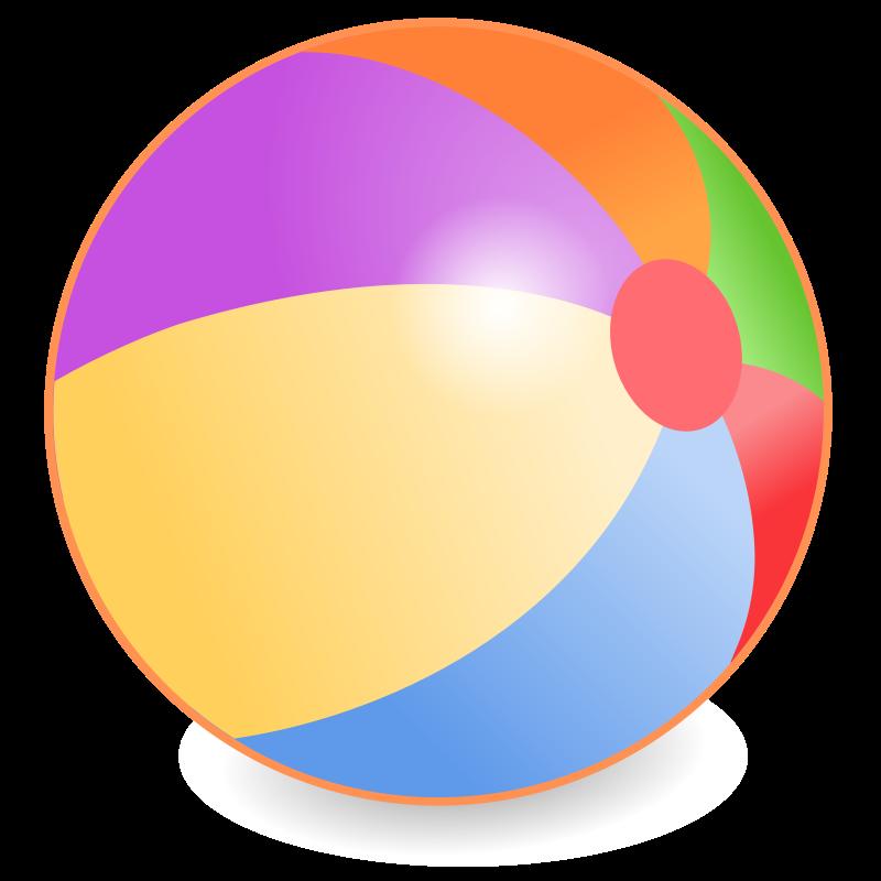 Beachball Clipart Clip Art Beach Ball Toy Clip