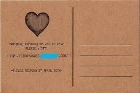 Wedding Postcard Template Google Search WEDDING INVITATIONS - Wedding invitation postcards templates