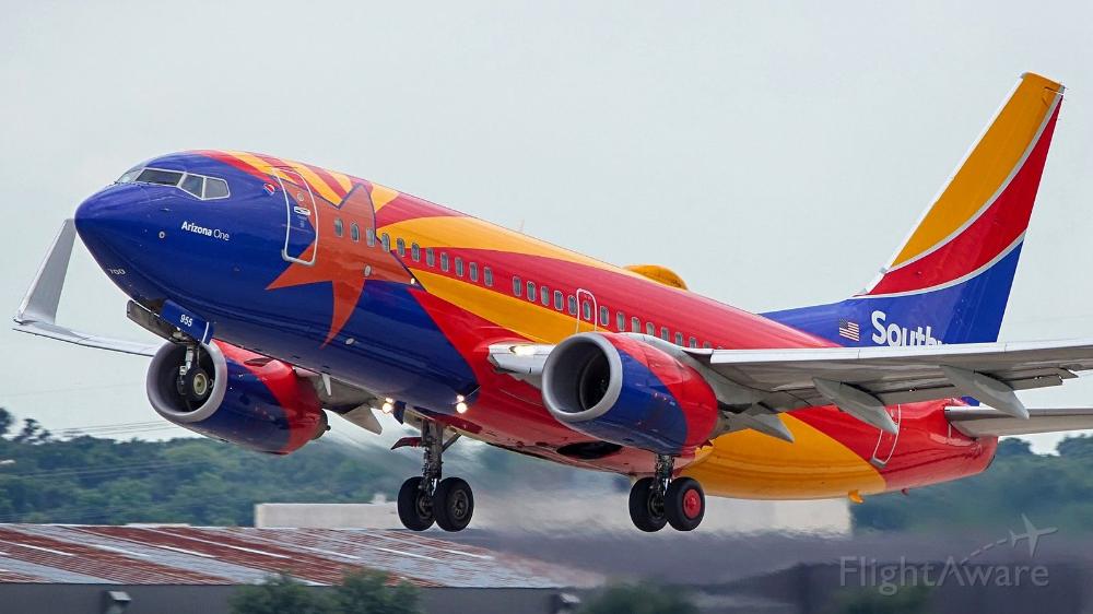 Photo of Southwest B737 (N955WN) FlightAware Full