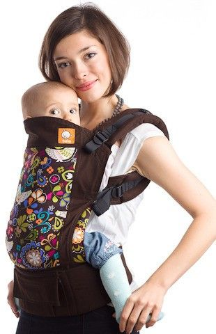 8142ef180136 Tula Free-To-Grow Baby Carrier Soar   All About Me!   Bebe ...