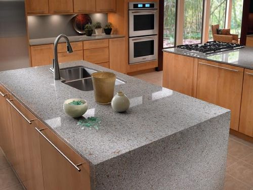 Green Countertop By Eco By Cosentino Durable Amp Easy