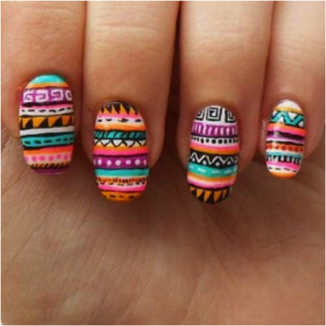 Funky Nail Art Ideas 45 Coolest Nail Desings You Must Try Nail