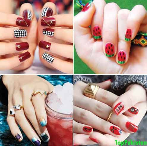 Use Of Nail Art Accessories Top Pakistan Pinterest Nail Art