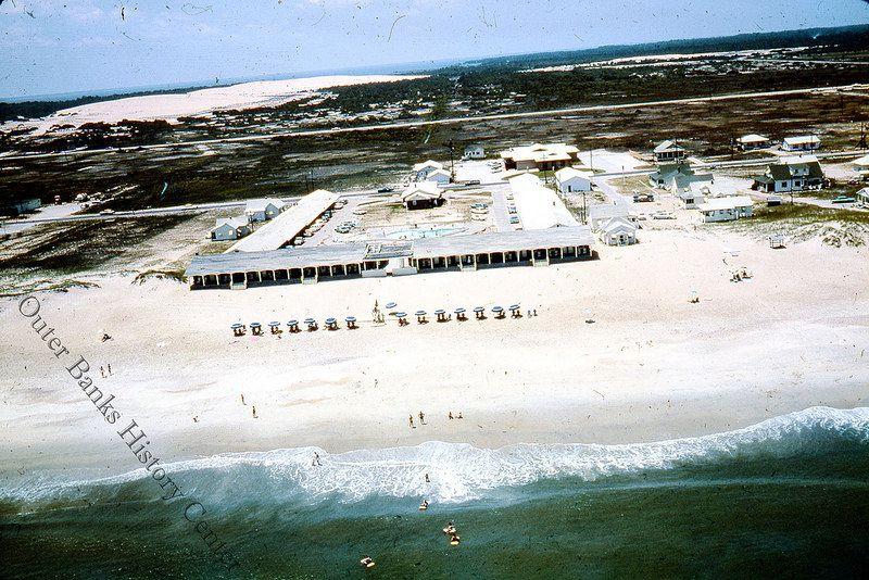 The Cavalier Motel And The Port O Call North Carolina Beaches Nags Head Beach Carolina Beach
