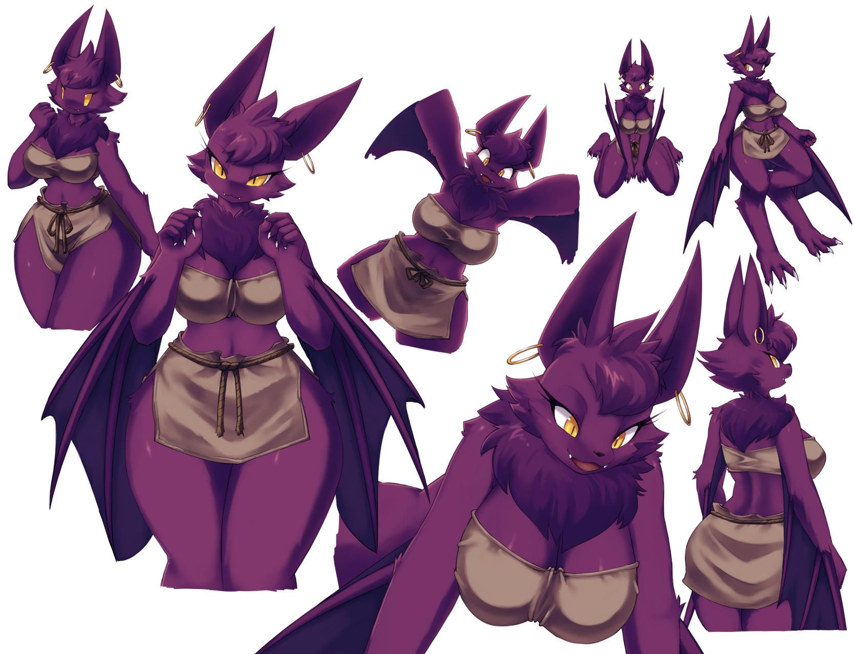 I, For One, Would Appreciate More Anthro Bats | Furries