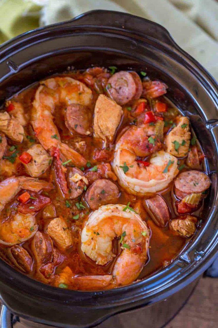 Slow Cooker Jambalaya Recipe | The Recipe Critic