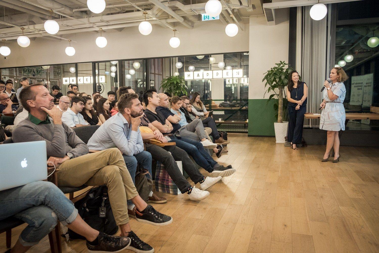 100+ Women in Tech in Asia Asia business, Hong kong