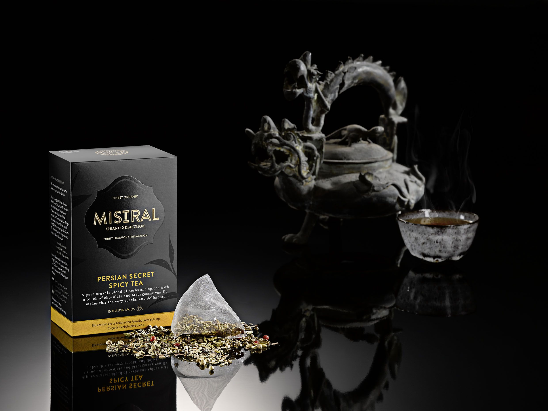 very nice tea-packaging from - www.mistraltea.com