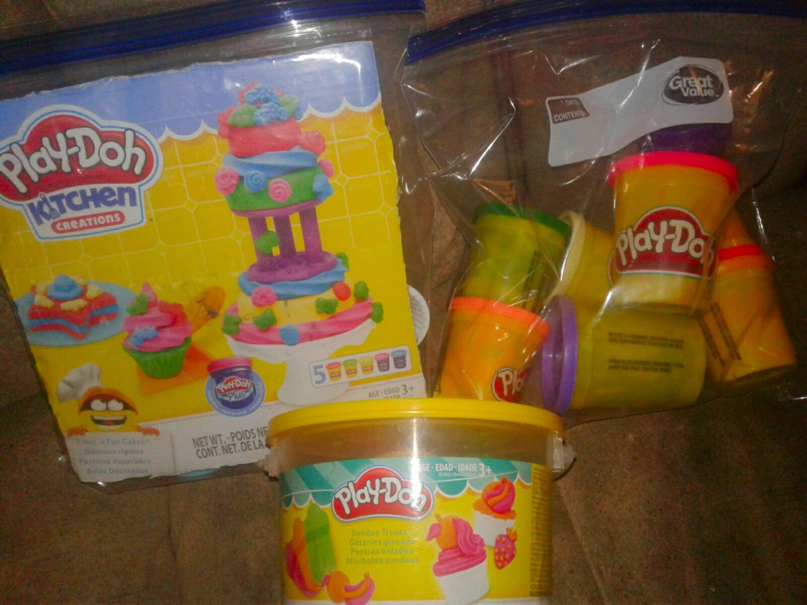 Great Idea To Storage Play Doh Sets Inspired By Pinterest