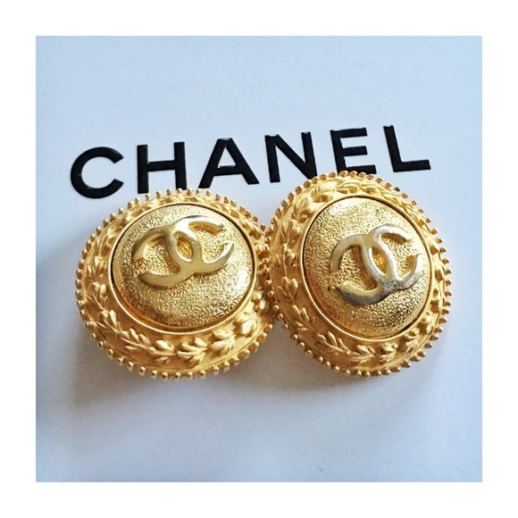 This beautiful preloved Chanel Camellia ring is dated from