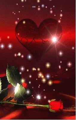 Gifs, Mensagens e Imagens: Gifs de coração Be My Valentine, I Love Heart, Love Rose, My Heart, I Love You, Heart Images, Heart Pictures, Love Images, Gifs