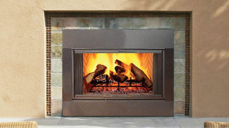 Outdoor Fireplaces Sb44ss Stainless Steel Pre Fabricated