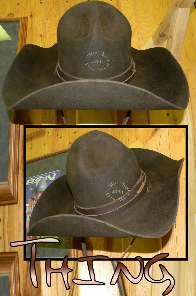 f81dc9340c6 This hat was made as a gift for a Wounded Warrior. Description from  thelastbestwest.com. I searched for this on bing.com images