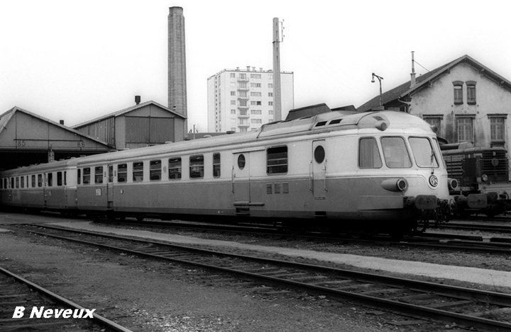 "After the war, the construction of ABJ was resumed. This time it was built by Lorraine-Dietrich and had a ""conventional"" radiator. ABJ4 (X-3600) series was an inspiration for the postwar designs."