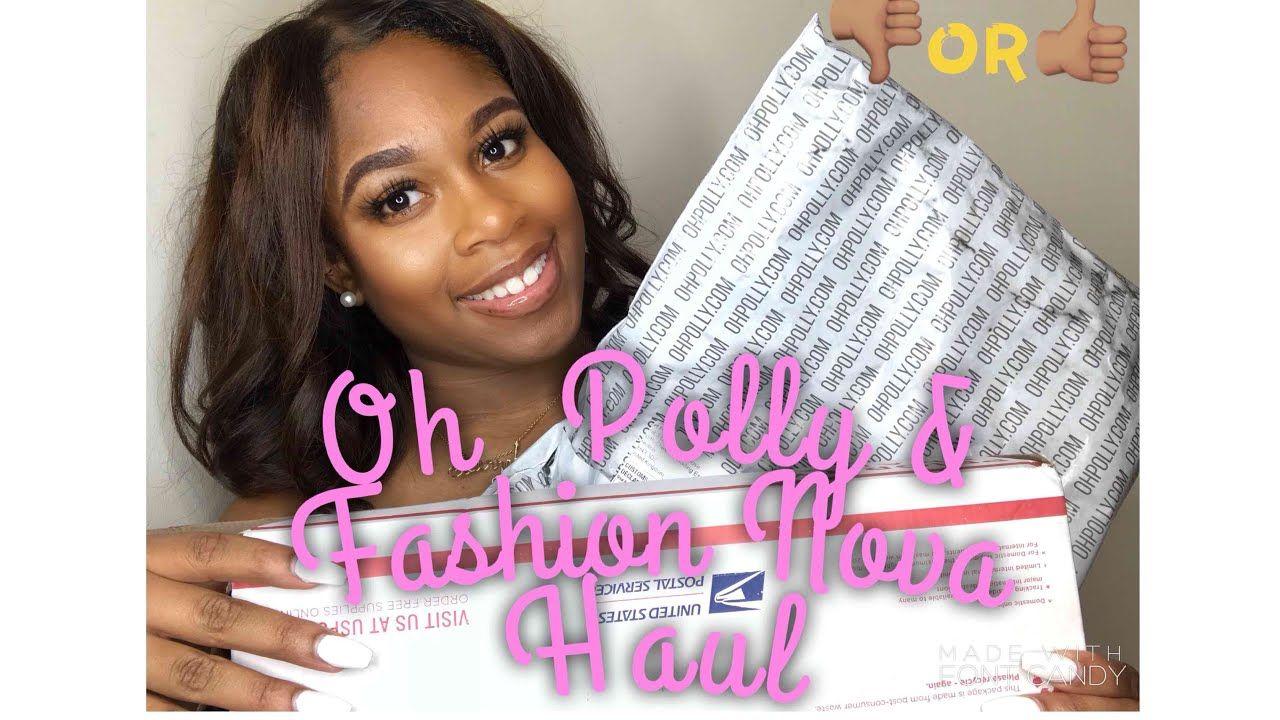 72c5e59563b4 Honest Review  Oh Polly   Fashion Nova Haul - YouTube
