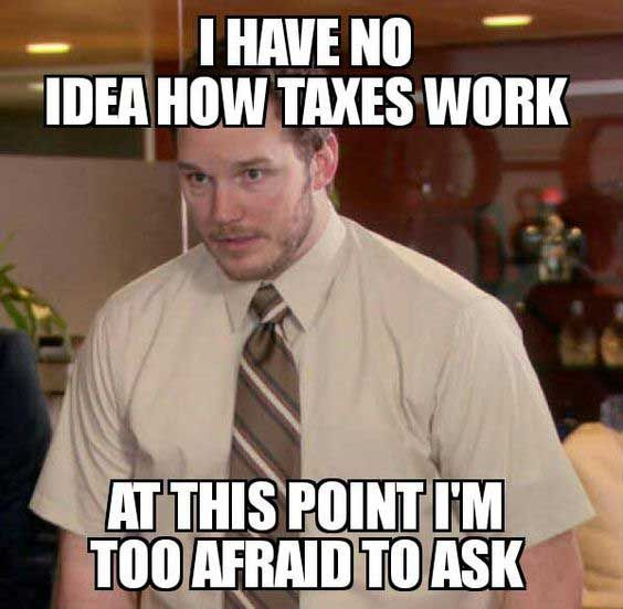 Simplify Sales Taxes Super Funny Funny Pictures Funny Memes