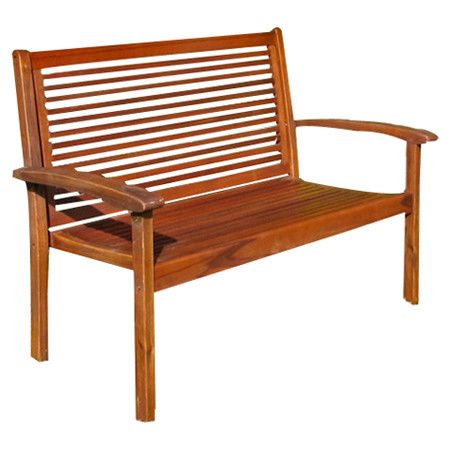 You should see this Acacia Patio Wood Garden Bench on Daily Sales!