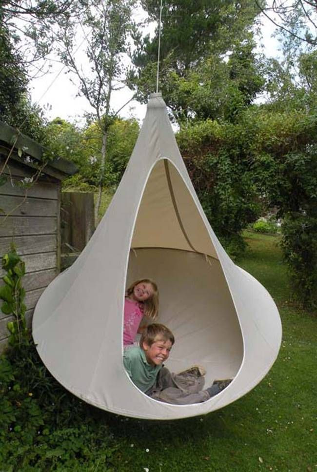Cozy Cacoon is part hammock part tree tent all fun  sc 1 st  Pinterest & Cozy Cacoon is part hammock part tree tent all fun | Tree tent ...