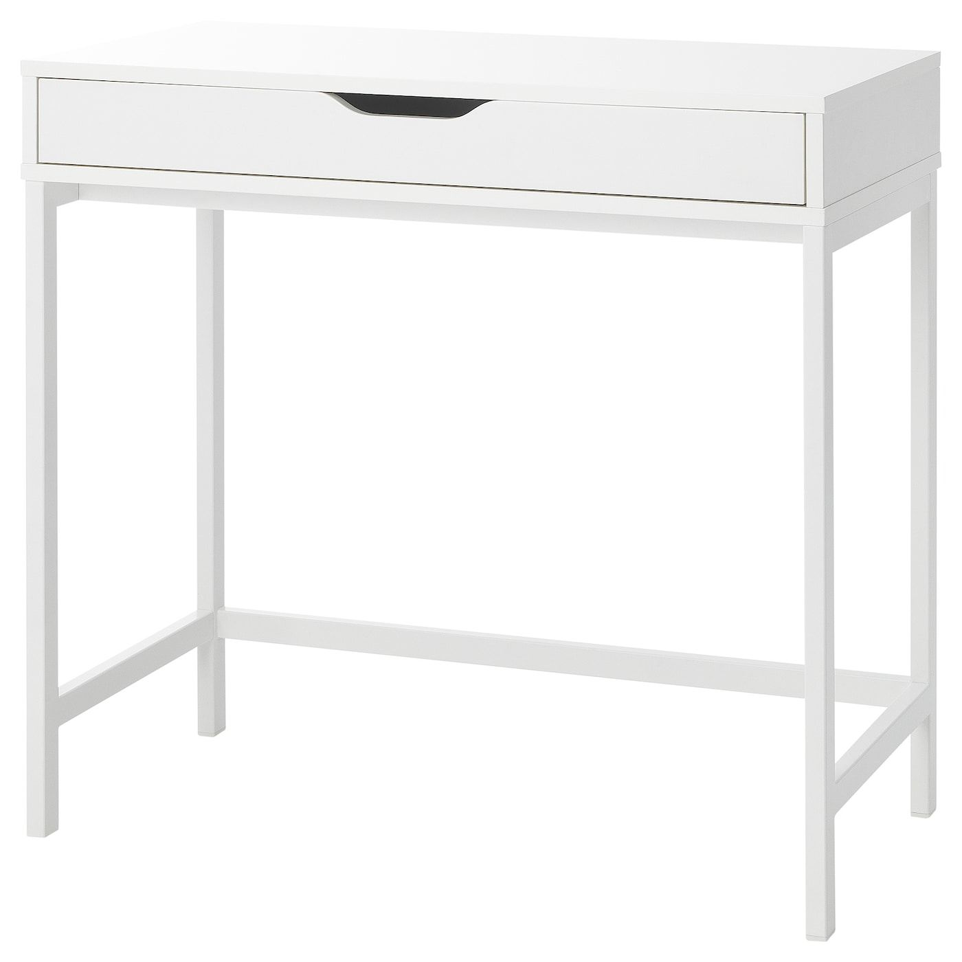 IKEA - ALEX Desk ALEX white, Desk, 79x40 cm. Drawe