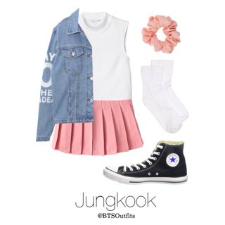 BTS NOW 3 Inspired Jungkook   BTS Inspired outfits and Clothes