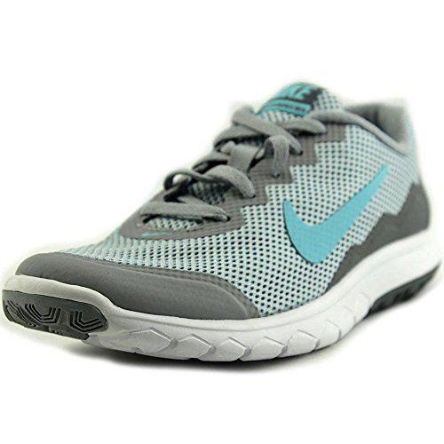 Nike Womens Flex Experience Rn 4 Running Shoe Wlf Grey Td Pl Bl Cl  Gry White 8.5 B(M) US 46ca4f693d