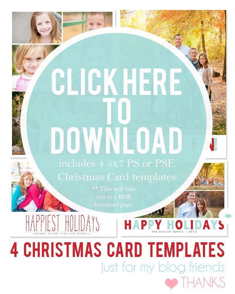 5x7 Card Templates Free New Free Christmas Card Templates For 2012 Photoshop Christmas Card Template Holiday Card Template Christmas Photo Card Template