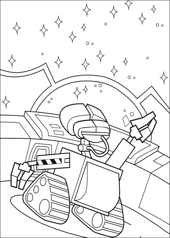 Wall E Coloring Pages 19 Disney Coloring Pages Coloring Pages Cool Coloring Pages