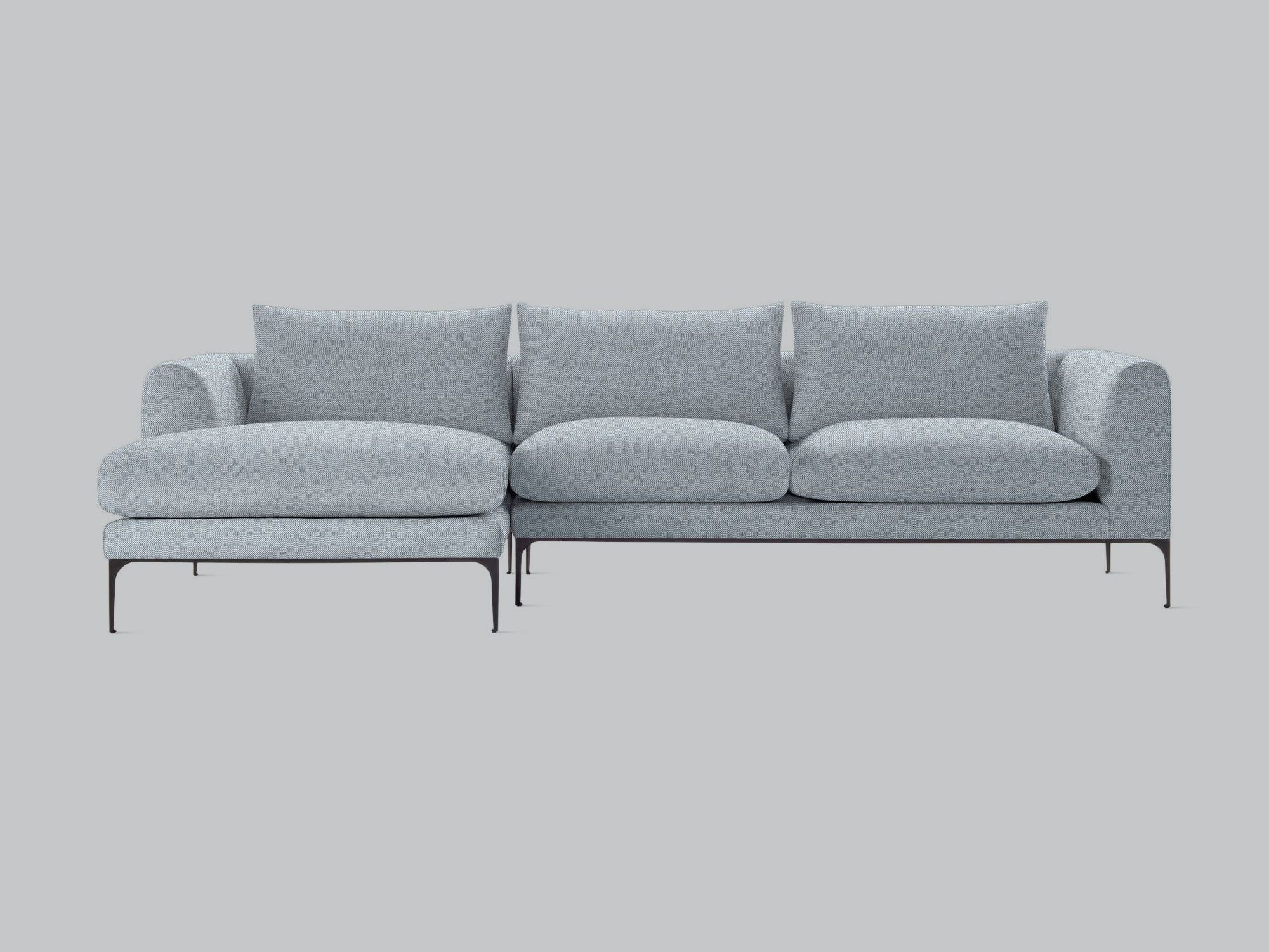 Jonas Sofa Collection Is A Minimalist Sofa Collection Created By Stockholm Based Designer Jonas Wagell For Dwr T Minimalist Sofa Sectional Design Within Reach