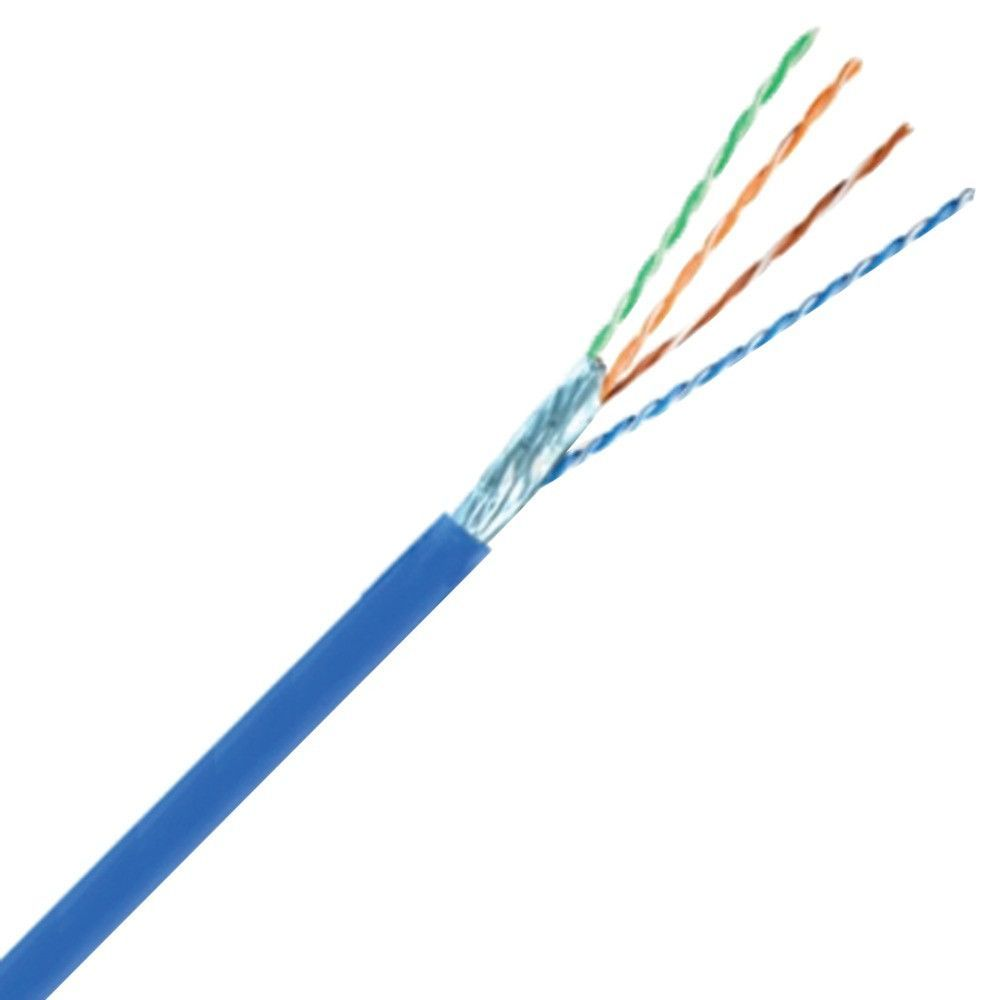 Vericom 24-gauge Cat-5e And Utp Shielded Cable 1000ft   Products ...