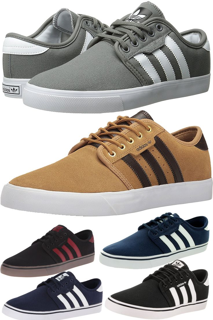 cheaper 28494 01de8  34.98 -  198.00   Free Return on some sizes and colors adidas Originals  Men s Seeley Lace Up Shoe  Adidas  originalmensshoe  originalmensshoe…
