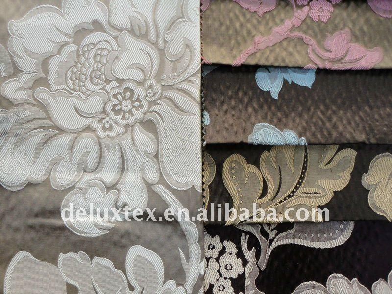 High quality jacquard upholstery cloth