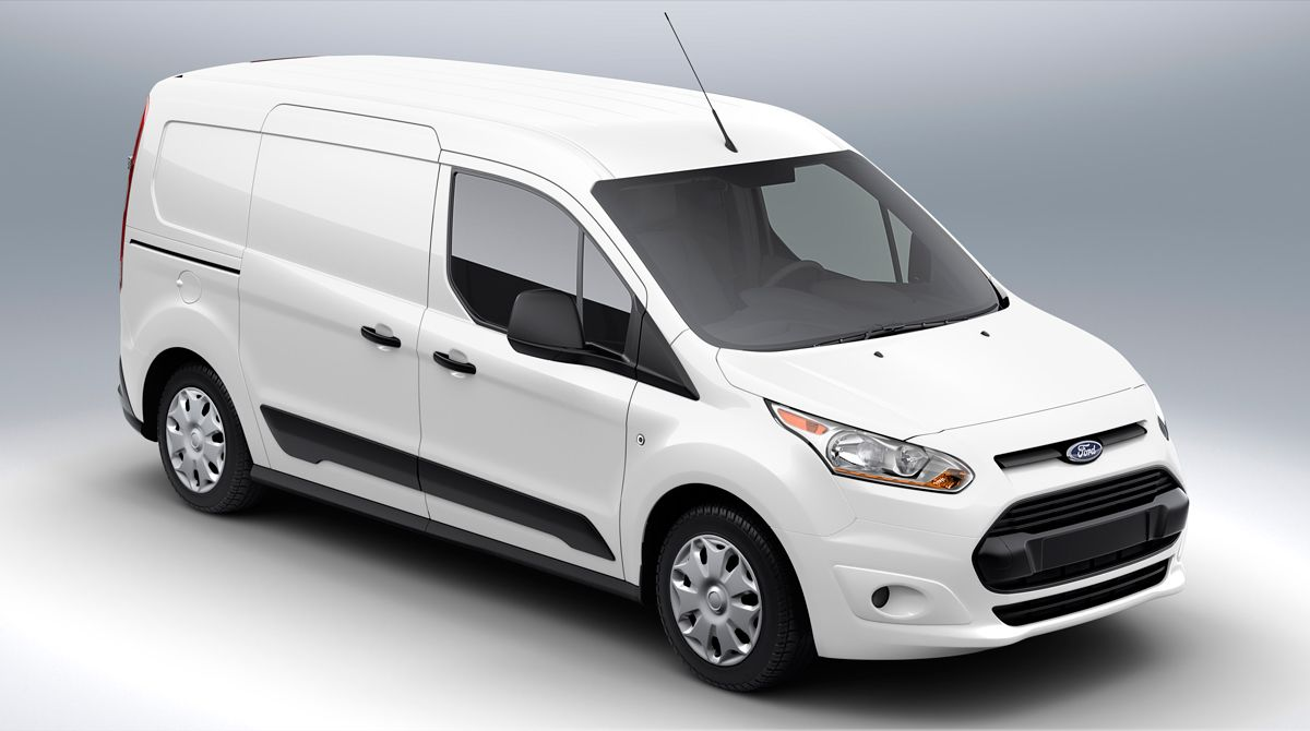 2014 Ford Transit Connect Ford Transit Ford Company Cargo Van
